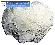Website at http://pratibharefractory.com/#kaolin-supplier-indonesia-bali