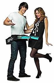 Rasta Imposta USB Port and Stick Couples Costume
