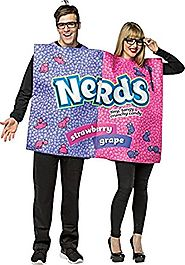 Rasta Imposta - Nerds Box Couples Costume