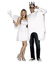 Fun World - Tooth Fairy and Tooth Adult Costume