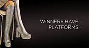 Winners have platforms