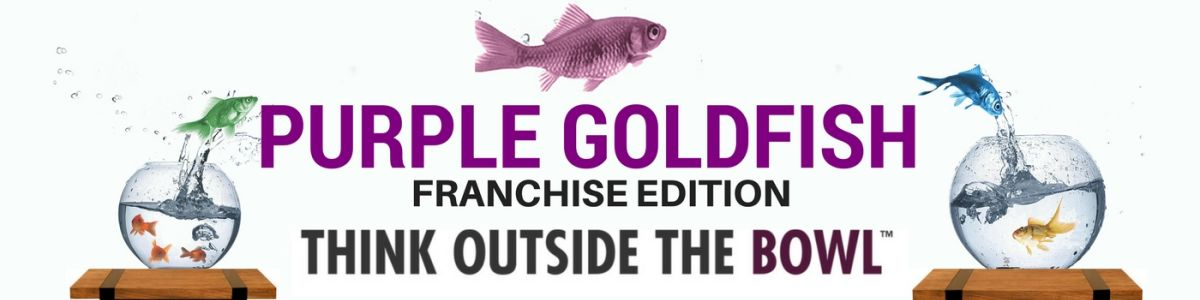 Headline for Purple Goldfish Franchise Edition