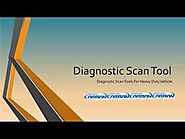 Know The Benefits Of The Diagnostic Scan Tool
