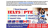 Are You Looking for Better PTE Classes in Chandigarh