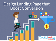 How to design Landing page that boost the conversion ?