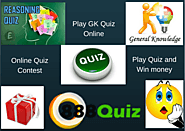 What are top 5 online Quiz websites to win money