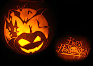 Happy Halloween Pumpkin Carving Ideas 2017 - Pumpkin Carving Pattern