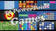 10 PowerPoint Games