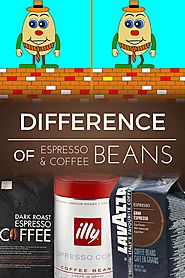 Difference Between Espresso Beans and Coffee Beans | Dopimize