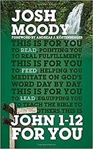 Question and Answer with Josh Moody on John (For You)