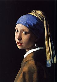 Girl With A Pearl Earring – Johannes Vermeer.