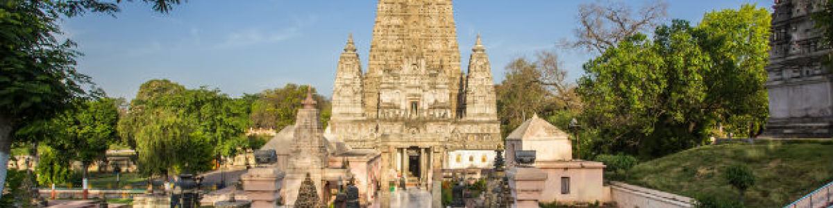 Headline for 5 Facts about Mahabodhi Temple You Didn't Know About - the legends behind the ancient temple