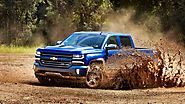 The Stylish and Bold Chevrolet Silverado Poises Itself to Impress Those Seeking Trucks for Sale