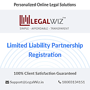 Limited Liability Partnership Registration Online – LegalWiz.in