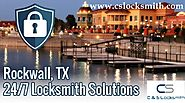 Locksmith Rockwall | Rockwall Locksmith | C & S Locksmith