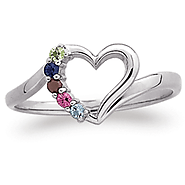Affordable Mother's Rings - Personalized Rings for Mom Under $50