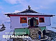 Snow camping at Bijli Mahadev, join the adventure