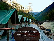 1 Night / 2 Days Rishikesh Camping and Rafting
