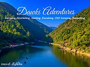 Dawki River Camping Adventures | Date with Nature