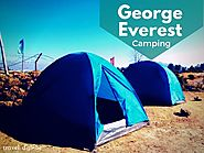 George Everest Camping near Mussoorie