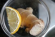 Ginger and Lemon perfect for Weight Loss - Fitness & Health Tips