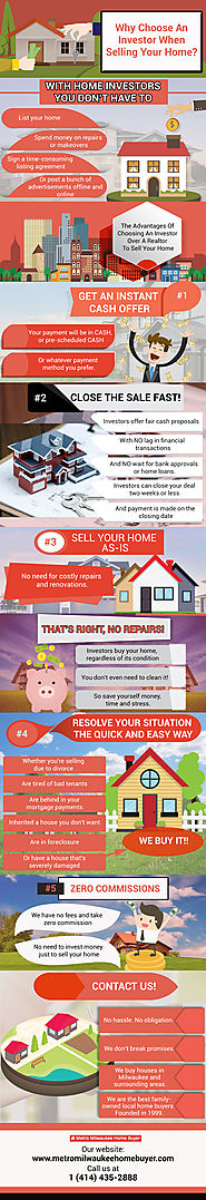 Home Investors: The Best Option To Sell Your Home