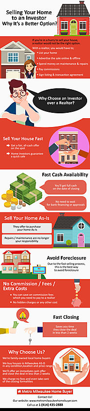 Why Selling Your Home to an Investor is the Right Option?