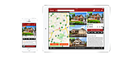 On-demand Home Touring Surges the Use of Real Estate Apps