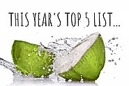Top 5 Coconut Waters 2017