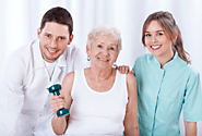 How Occupational Therapy Can Help those Aging or Recovering at Home | Dover Healthcare Services LLC