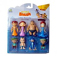 Buy Chhota Bheem Action Toys - Gifts for Boys and Girls