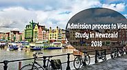 Admission process to Visa : Study in Netherlands