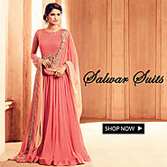Shop Latest Salwar Kameez Collection Online