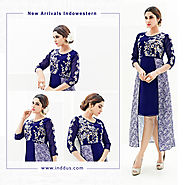 New Arrival Indowestern Wear at Flat 30% Off + Free Shipping Worldwide
