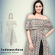 Shop Latest Indowestern Wear Online at Exciting Discount Price