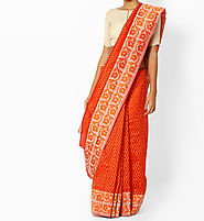 Latest Indian Women Saree at Special Discount Deal and Offer