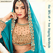 Shop the best bollywood salwar kameez online for women