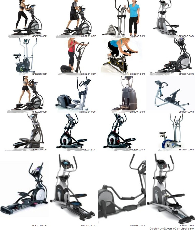 Elliptical vs Treadclimber on Clipzine