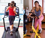 Treadmill vs. Stationary Bike