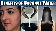 Coconut Water for Your Health and Beauty - Health tips