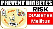Simply Reduce the Risk of Diabetes || Steps to Prevent Diabetes