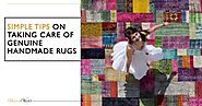 Simple Tips on Taking Care of Genuine Handmade Rugs