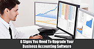 Microsoft Dynamics 365 – 6 Signs You Need To Upgrade Your Business Accounting Software