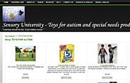 The Sensory University Toy Company