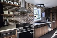 A Quick Guide to Clean Kitchen's Decorative Bricks