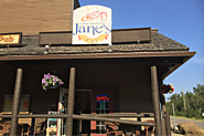Jane's cafe in Priddis
