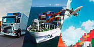 International logistic services 10+ years of logistic experiences 100+ shipment per month World class services