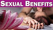 Health and Sexual Benefits of Onion Natural Remedy