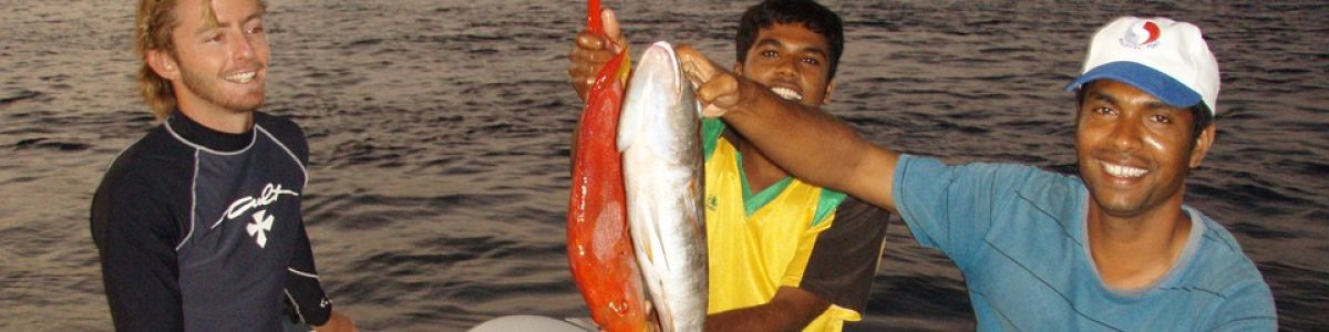 Headline for Types of Fishing in Maldives – Endless Fun on an Archipelago