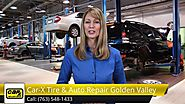 Best St. Louis Park, Golden Valley Tire Service & Auto Repair Amazing 5 Star Review